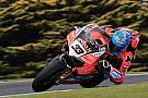 World Superbike Melandri y Ducati vencen a las Kawasaki oficiales en Australia