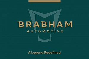 General Breaking news Brabham teases road car venture