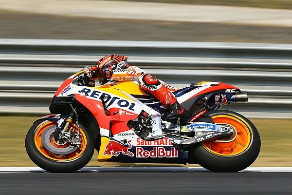 Honda-rijders blij met nieuwe motor op eerste testdag Buriram