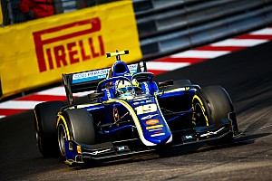 FIA F2 Ultime notizie Lando Norris penalizzato al termine della Sprint Race di Monaco