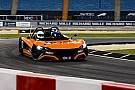 General Coulthard, repite victoria en la Race of Champions en una final de veteranos