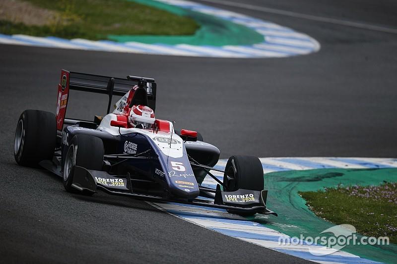 Pedro Piquet acredita em vaga na GP3 após teste