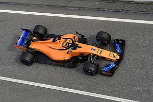 Formel 1 Reaktion McLaren rennt: Ein