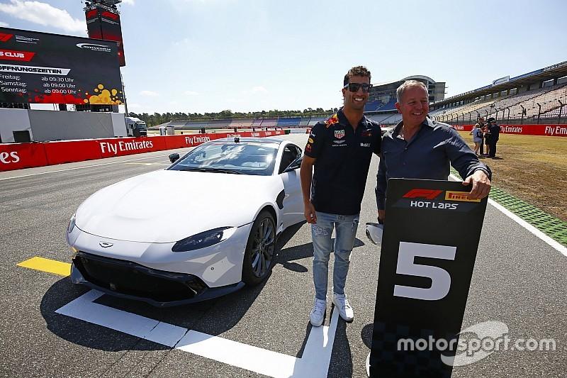 Az Aston Martin útja a DTM felé: a Red Bull Racing kulcsszerepet játszott