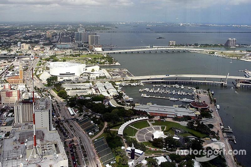 Stadsbestuur Miami stemt over twintigjarige deal voor Formule 1-race