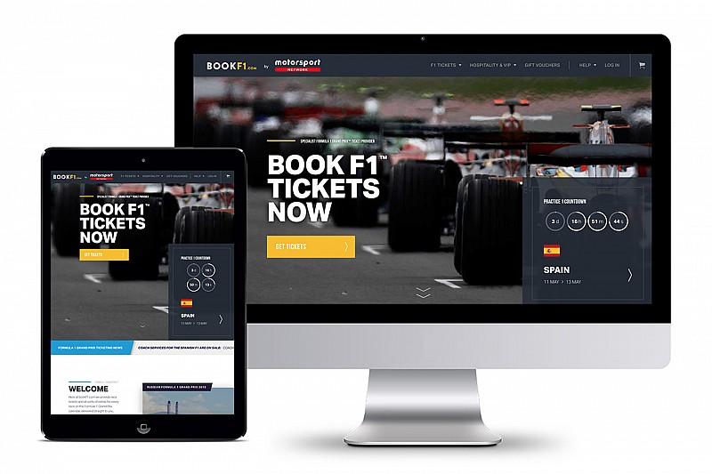 Motorsport Network вийшла на ринок продажу автоспортивних квитків із BookF1.com