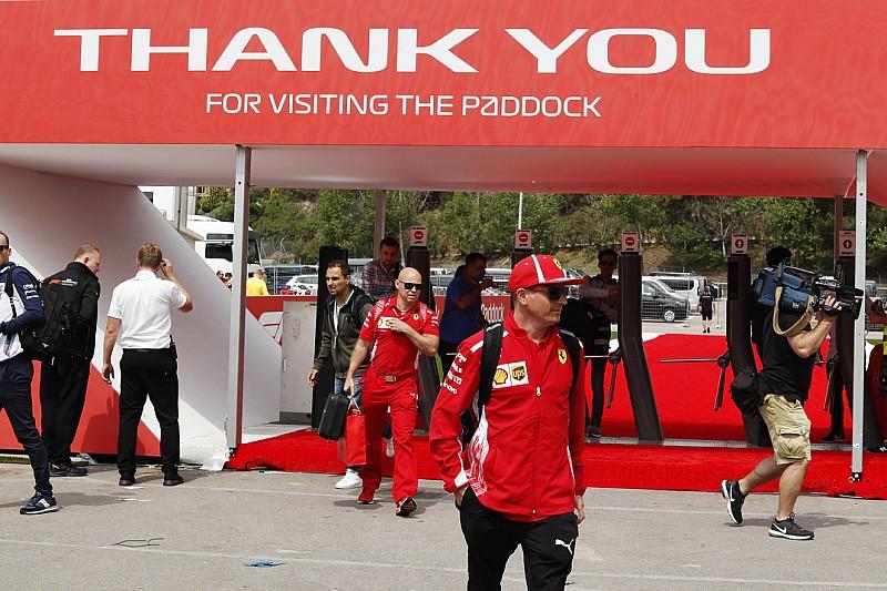 Райкконен попрощався зі своїм гоночним інженером