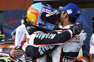WEC Réactions Alonso : Le podium,