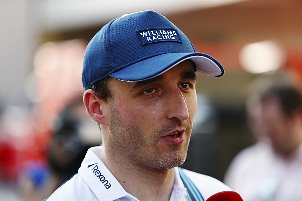 Kubica test volgende week twee halve dagen voor Williams