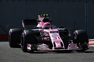 Formula 1 Özel Haber Ocon: Force India 2018'de