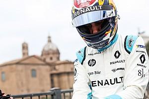 Formule E Actualités e.dams : Buemi