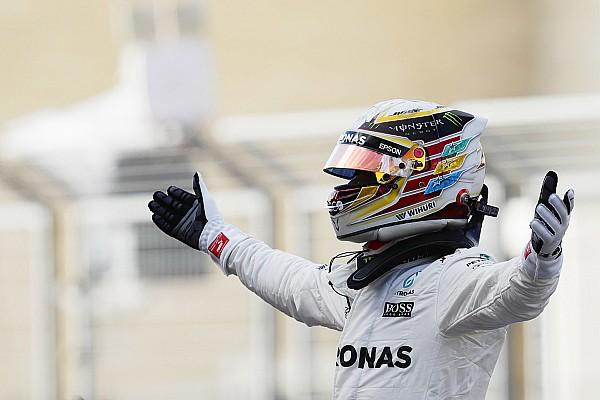 Formule 1 Réactions Hamiltonne s'attendait pas