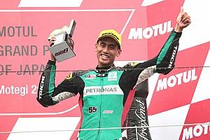 MotoGP Son dakika Tech 3, Buriram MotoGP testine Syahrin ile katılacak