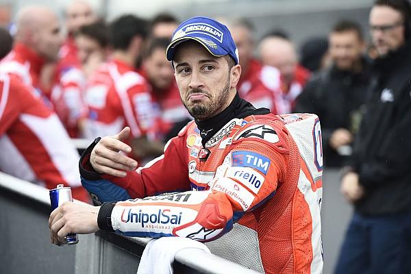 Dovizioso aprieta la clasificación de MotoGP