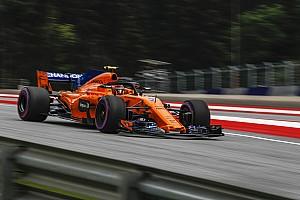Formula 1 Breaking news McLaren admits 2018 car has less downforce than predecessor