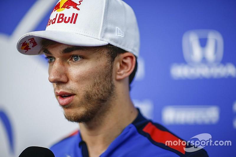 Red Bull: Gasly call in Vettel/Verstappen mould