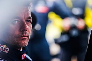Rallycross-WM Reaktion Sebastien Loeb: Erst am Boden, dann auf dem Podium