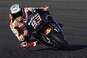 MotoGP テストレポート MotoGP公式テスト:今季王者のマルケスが総合トップ。中上は17番手
