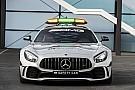 Fórmula 1 El Mercedes-AMG GT R llamado