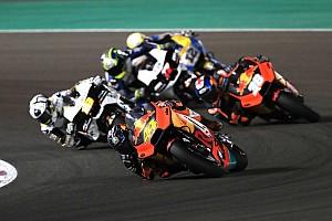 MotoGP Reaktion Viele Probleme und Defekte: KTM fährt in Katar hinterher