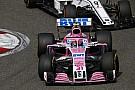Formula 1 Ocon: Bakü'de puan içi büyük bir fırsatımız olcak