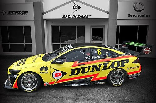 Percat to run Dunlop livery in Townsville