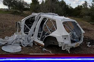 Rally Ultime notizie Grecia, trovata una scocca ŠKODA: è la Fabia rubata a Max Rendina?