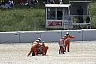 Dovizioso crashte omdat hij 'over de limiet' reed