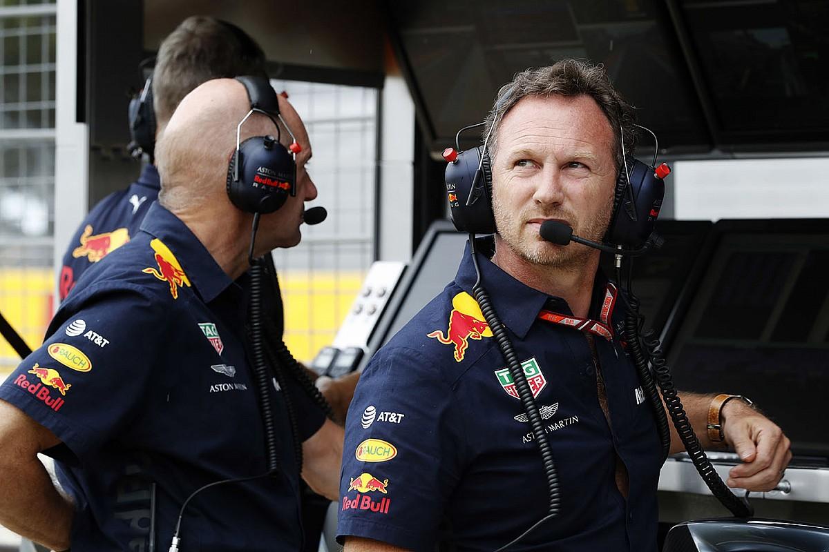 """Red Bull: """"Downforce-gok niet genoeg om topsnelheid te compenseren"""""""