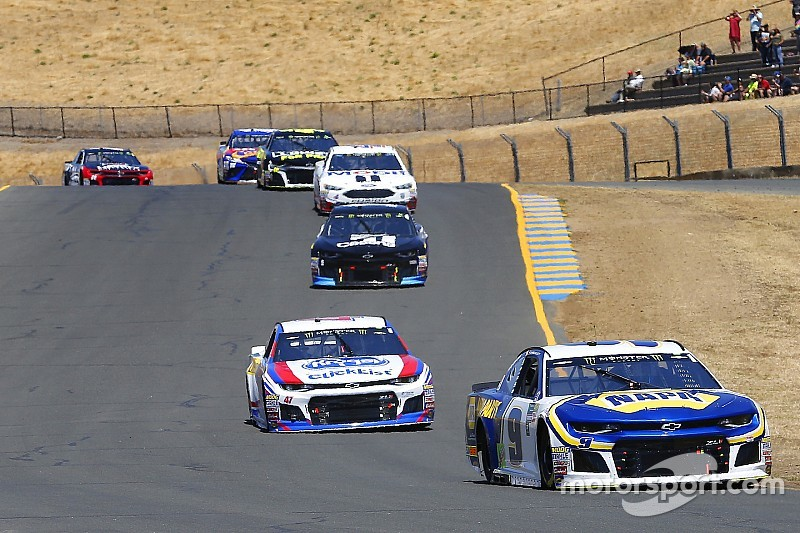 NASCAR Cup Series to run full Sonoma track layout in 2019
