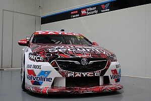 Supercars Breaking news GRM unveils indigenous livery for Darwin