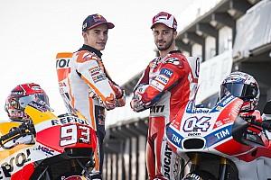 """MotoGP 突发新闻 多维兹奥索:马奎兹缺乏""""自控""""为我带来争冠希望"""