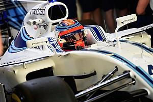 Formula 1 Breaking news Kubica: Williams adalah langkah penting menuju comeback F1