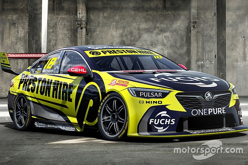 First ZB Commodore Supercars livery revealed on supercar show, supercar concept cars, supercar brands, supercar art, supercar design, supercar kit car, supercar wallpaper, supercar garage, supercar photography, supercar lineup,