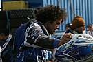 Julián Merino abandona el Dakar tras un accidente camino de La Paz