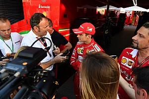 Forma-1 Motorsport.com hírek Vettel: Leclerc nagyon fontos munkát végzett a szimulátorban