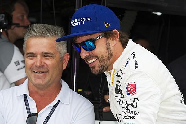 De Ferran destaca a Alonso: