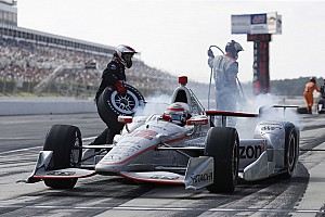 "IndyCar Breaking news Power: ""You've got to be smart because anything can happen"""