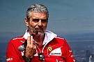 Formula 1 Ferrari defends media lockdown