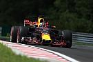 Macaristan GP 1. antrenman: Ricciardo lider
