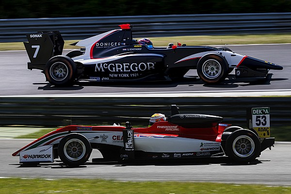 F3 Europe Actualités Fusion GP3/F3: vers une Formule3 monotype?
