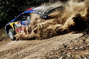 WRC Noticias de última hora Ogier sin lesiones después de un accidente en Finlandia