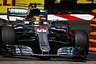 Hamilton: Mercedes avec