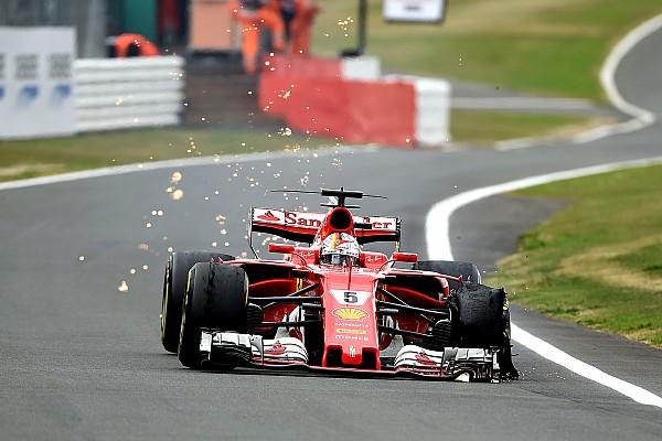 Formel 1 2017: Pirelli nennt Gründe für Ferrari-Reifenschäden
