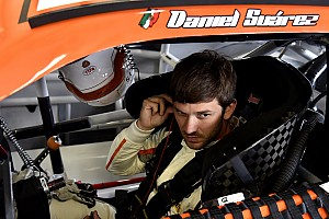 NASCAR Cup Breaking news Daniel Suarez ties career-best sixth-place finish at New Hampshire