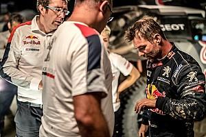 Cross-Country Noticias Sebastien Loeb abandona el rally Silk Way debido a lesión