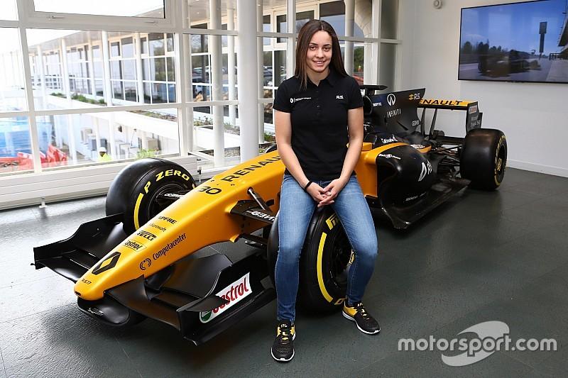 Marta García rejoint la Renault Sport Academy