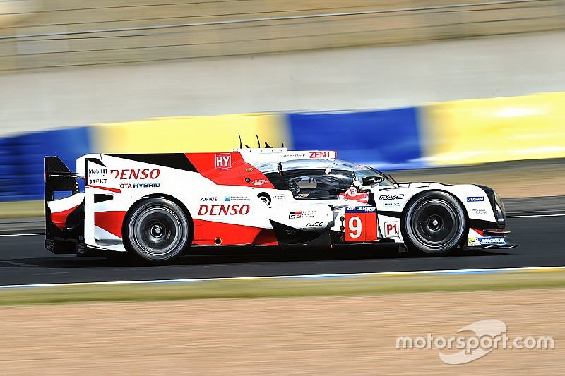 toyota gazoo racing ready for le mans. Black Bedroom Furniture Sets. Home Design Ideas