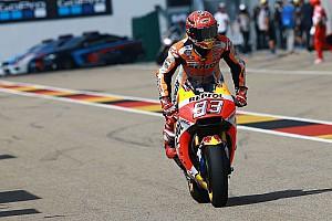 MotoGP Ultime notizie La Honda prova un nuovo telaio a Brno con Marquez e Pedrosa