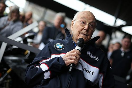 The magic moments that made Murray Walker an F1 legend